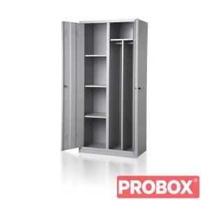 Metalowa szafa ubraniowa 800/2UP