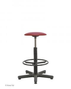 Krzesło robocze Goliat + ring base