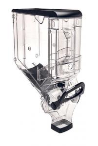 Pojemnik na produkty sypkie z ruchoma dolna częścią PX100A-7,5l
