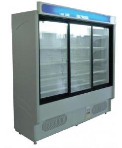 Regał chłodniczy Mawi RCH 4D - 2.5