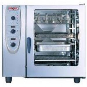 Piec konwekcyjno-parowy gazowy 10xGN2/1 RATIONAL CombiMaster Plus CM102G