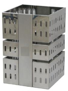 Stelaż bufetowy wysoki 225x225x335mm Ikmet