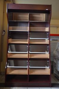 Regał piekarniczy 220x120x67 cm