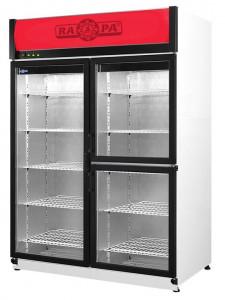 Szafa chłodnicza Rapa Sch-S 1200 - agregat górny