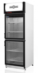 Szafa chłodnicza Rapa Sch-S 625/2D - agregat górny