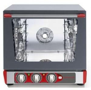Piec konwekcyjny kompaktowy 4/450x340 443 Multigrill - sterowanie manualne Revolution