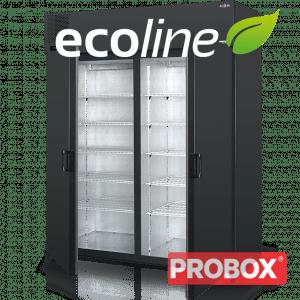 Szafa chłodnicza zapleczowa Rapa Sch-Z 1400 - agregat górny ecoline