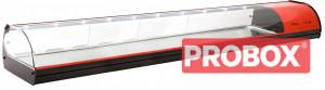 Witryna chłodnicza Standard V4P z płaskim dnem Sayl