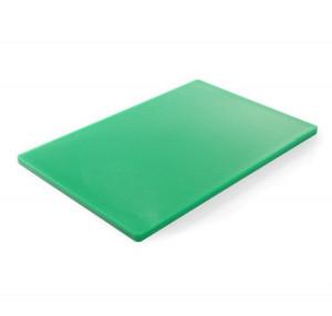 Deska do krojenia HACCP 600x400 zielona do warzyw
