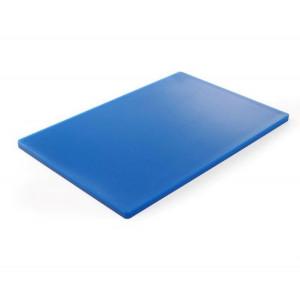 Deska do krojenia HACCP 600x400 niebieska do ryb