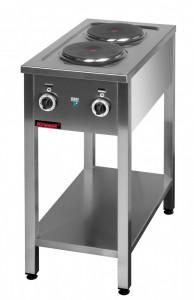 Kuchnia elektryczna 000.KE-2M Kromet