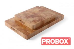 Deska drewniana GN 1/2 - 325x265x45