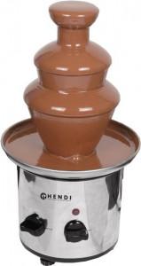 Fontanna do czekoladowego fondue