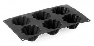 Forma silikonowa - BRIOCHETTE x 6 szt.
