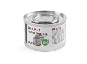 Pasta do podgrzewaczy HORECA - puszki 200 g, etanol 3 szt./zestaw