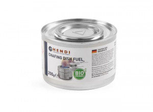 Pasta do podgrzewaczy HORECA - puszki 200 g, etanol 1 sztuka