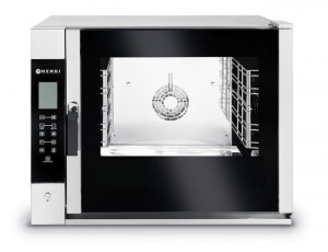 Piec konwekcyjno-parowy TOUCH CONTROL 5xGN 1/1 - elektryczny, sterowanie elektroniczne