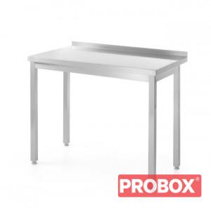 Stół roboczy przyścienny - skręcany