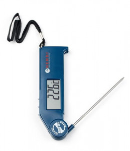 Termometr cyfrowy ze składaną sondą
