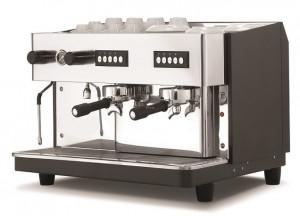 Ekspres do kawy | ciśnieniowy 2 kolbowy | wysoka grupa | MRC 2GR TALL CUP
