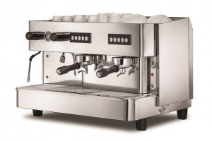 Ekspres do kawy | ciśnieniowy 2 kolbowy MRC 2GR INOX