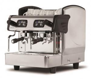 Ekspres ciśnieniowy do kawy 2 kolbowy | kompakt | Z2GR MINI