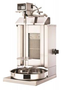 Gyros | opiekacz gazowy do kebaba | 1 palnik | wsad 5kg KLG 225