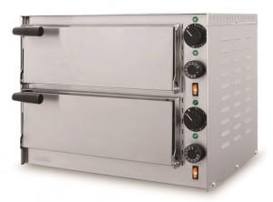 Piec do pizzy elektryczny   2 pizze 36   230V   Small E2