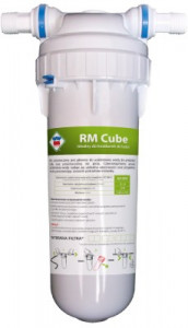 System filtracyjny do kostkarek RM CUBE