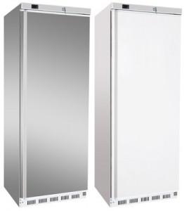 Szafa chłodnicza - 350 l nierdzewna HR - 400/S