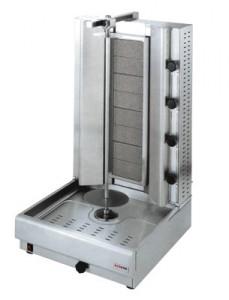 Kebab - grill gazowy DG - 4 A