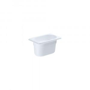 Pojemnik GN 1/9 100 biały poliwęglan