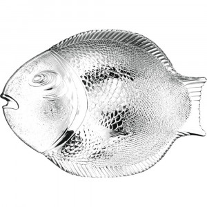 Półmisek do ryb 335x254 mm