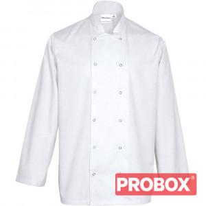Bluza kucharska biała CHEF XL unisex
