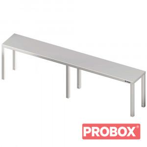 Nadstawka na stół pojedyncza 1600x300x400 mm
