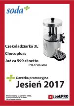 Soda Pluss Jesień do 30.11.2017
